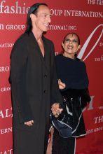 Rick Owens and Michele Lamy attend FGI's Night Of Stars Gala