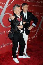 Simon Doonan and Jonathan Adler attend FGI's Night Of Stars Gala