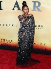 Janelle Monet attends Focus Features VIP Screening of Harriet