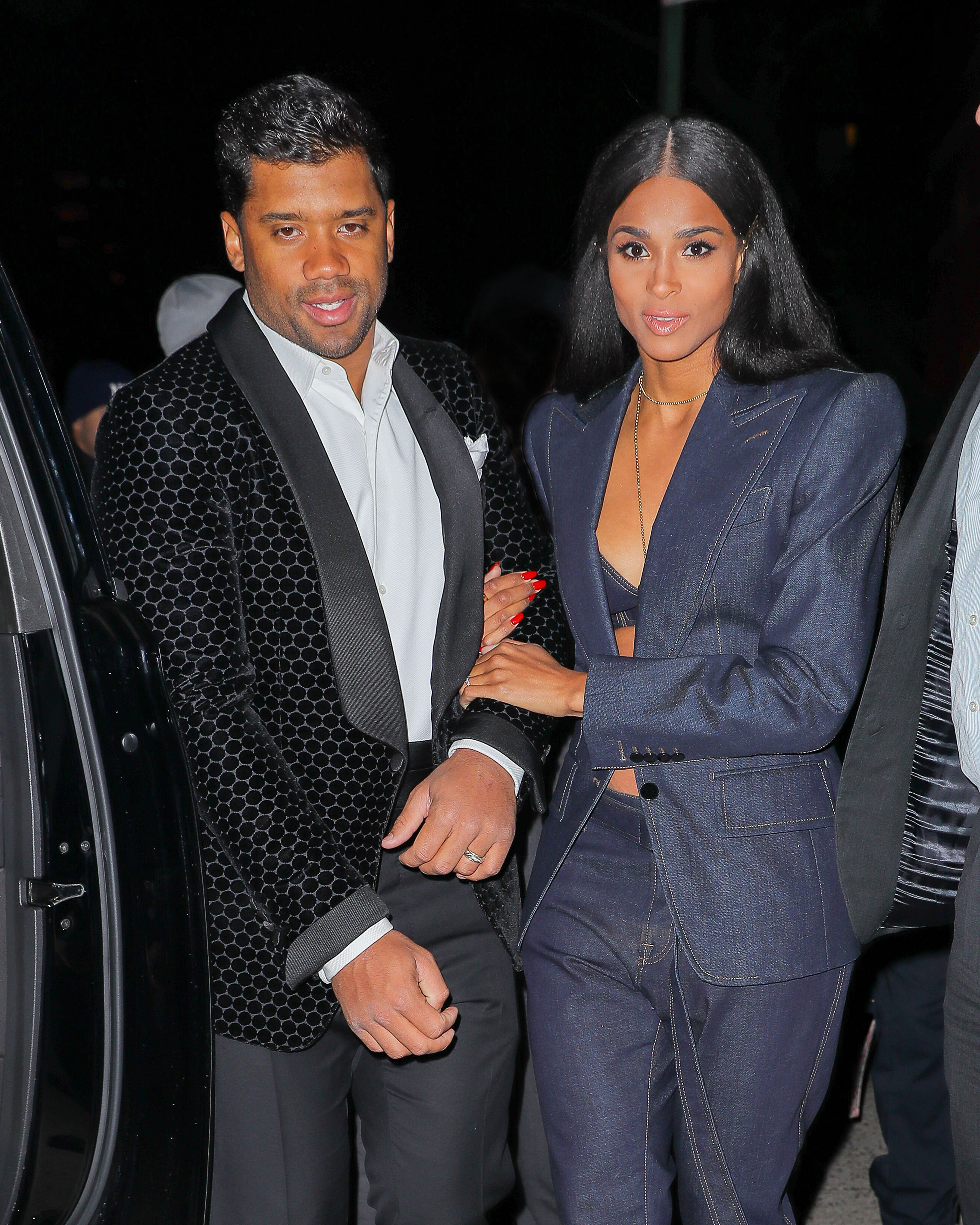 Ciara and Russell Wilson 2019 Halloween Costume
