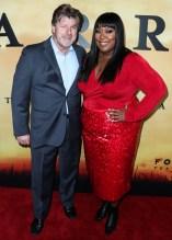 James Welsh Loni Love Focus Features VIP Screening of Harriet