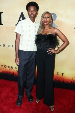 Jay Versace Opal Tometi Focus Features VIP Screening of Harriet