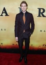 Joe Alwyn Focus Features VIP Screening of Harriet