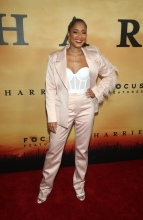 Amanda Seales Focus Features VIP Screening of Harriet