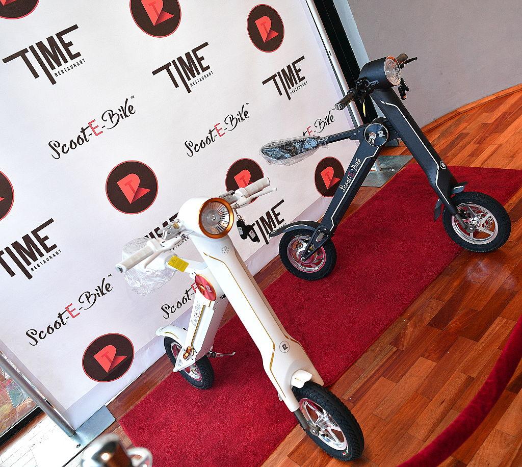 Exclusive Weekend Launch Scoot-E-Bike