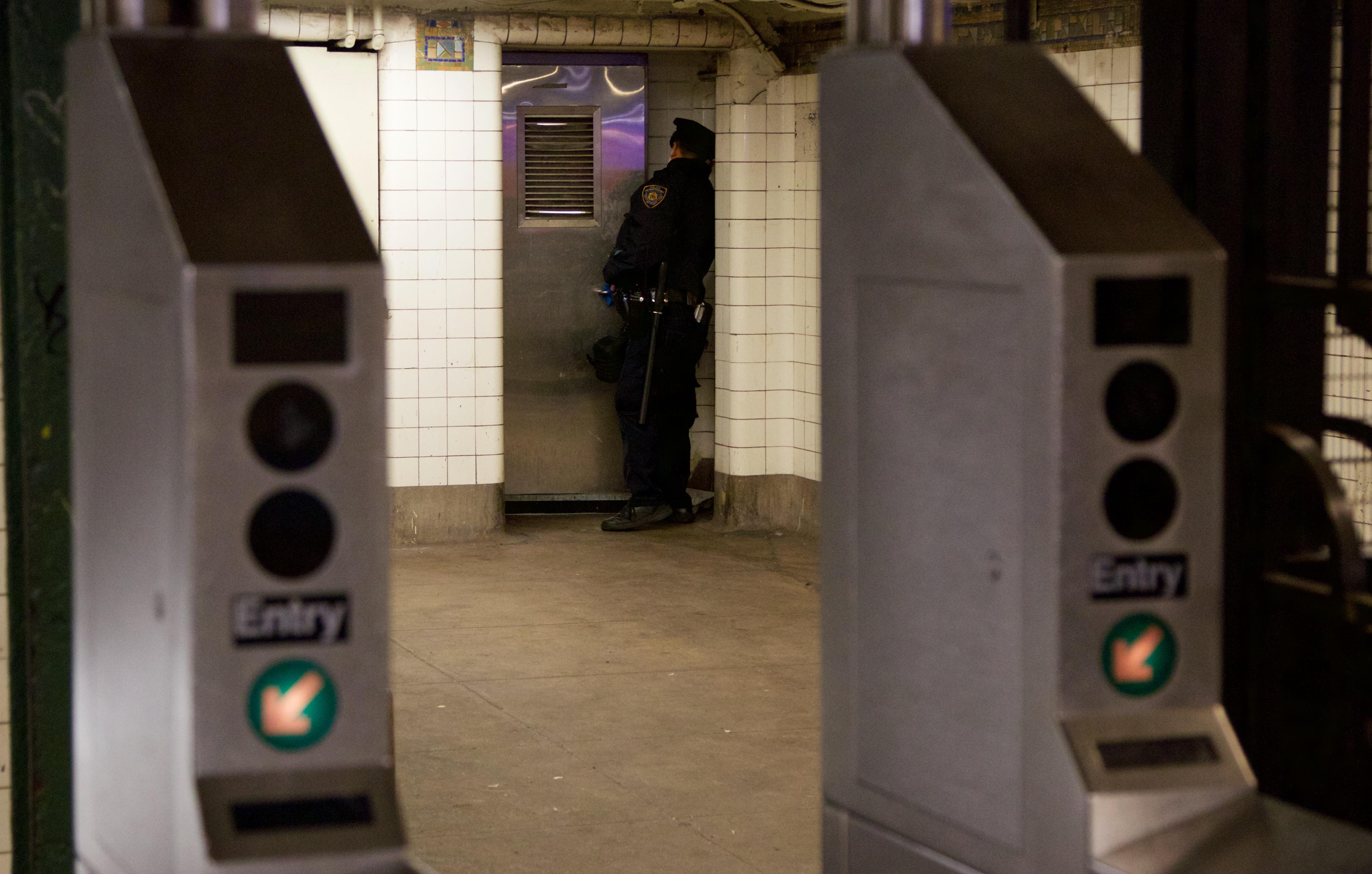 A man was fatally struck by an L train