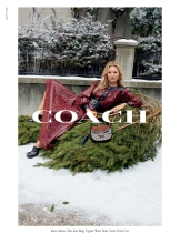 Coach 2019 Holiday for all campaign
