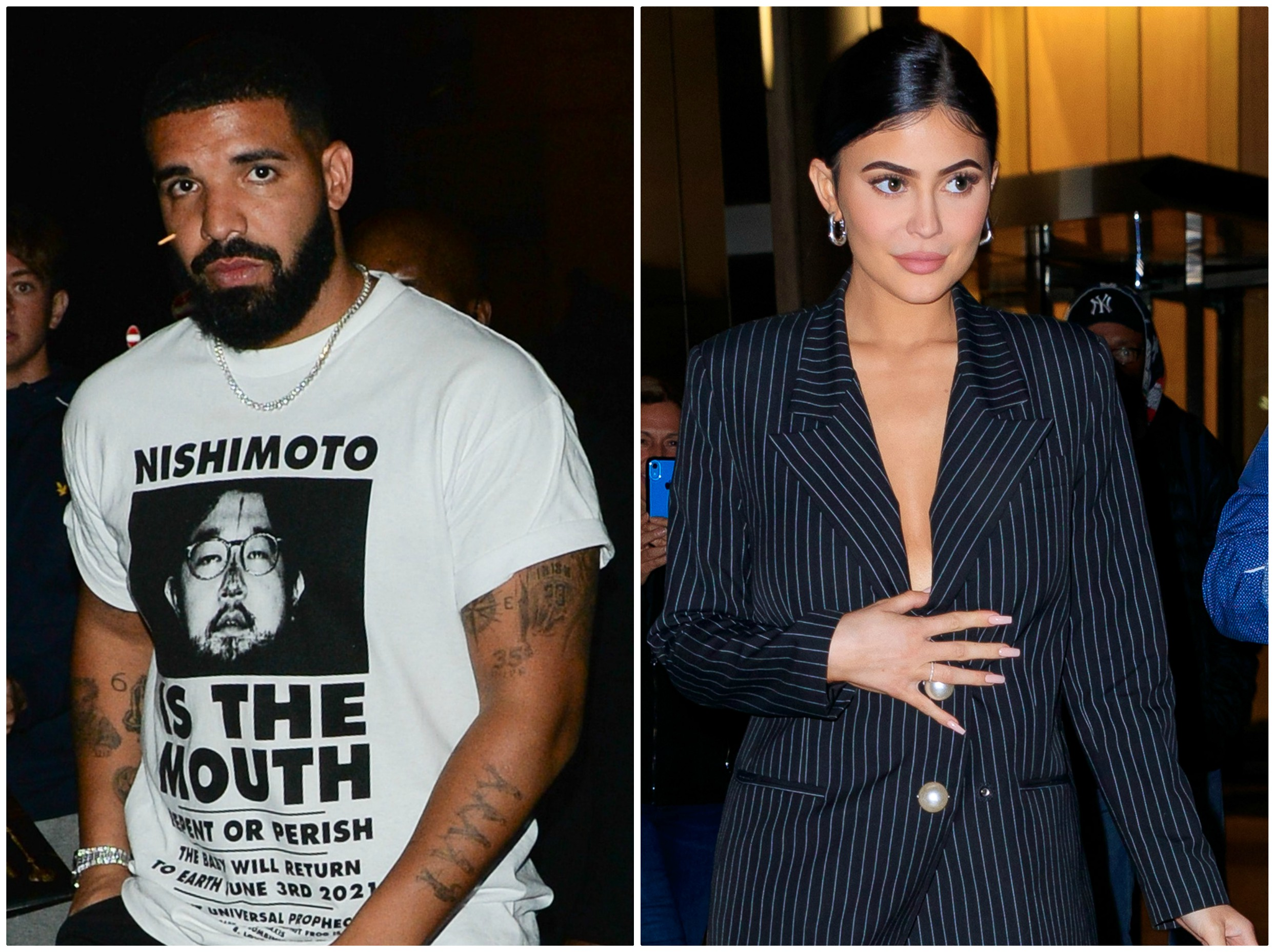 Drake and Kylie Jenner dating