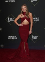 Hannah Brown 45th Annual Peoples Choice Awards in Los Angeles