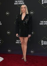 Erika Jayne 45th Annual Peoples Choice Awards in Los Angeles