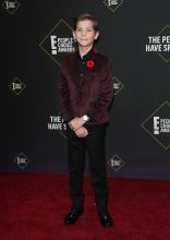 Jacob Tremblay 45th Annual Peoples Choice Awards in Los Angeles