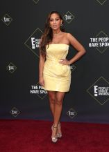 Adrienne Houghton 45th Annual Peoples Choice Awards in Los Angeles