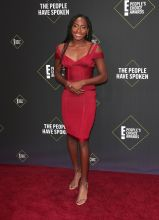 Coco Gauff 45th Annual Peoples Choice Awards in Los Angeles