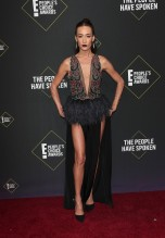 Maggie Q 45th Annual Peoples Choice Awards in Los Angeles