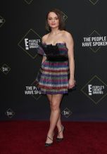 Joey King 45th Annual Peoples Choice Awards in Los Angeles