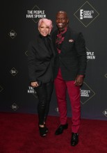 Terry Crews 45th Annual Peoples Choice Awards in Los Angeles