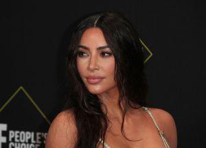 Kim Kardashian 45th Annual Peoples Choice Awards in Los Angeles