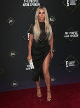 Khloe Kardashian 45th Annual Peoples Choice Awards in Los Angeles