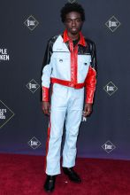 Caleb McLaughlin 45th Annual Peoples Choice Awards in Los Angeles