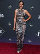Kelly Rowland 45th Annual Peoples Choice Awards in Los Angeles