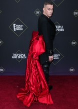 Jeremy Scott 45th Annual Peoples Choice Awards in Los Angeles