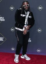 T Pain 45th Annual Peoples Choice Awards in Los Angeles
