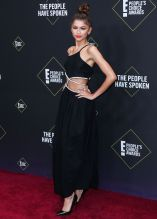 Zendaya Coleman 45th Annual Peoples Choice Awards in Los Angeles