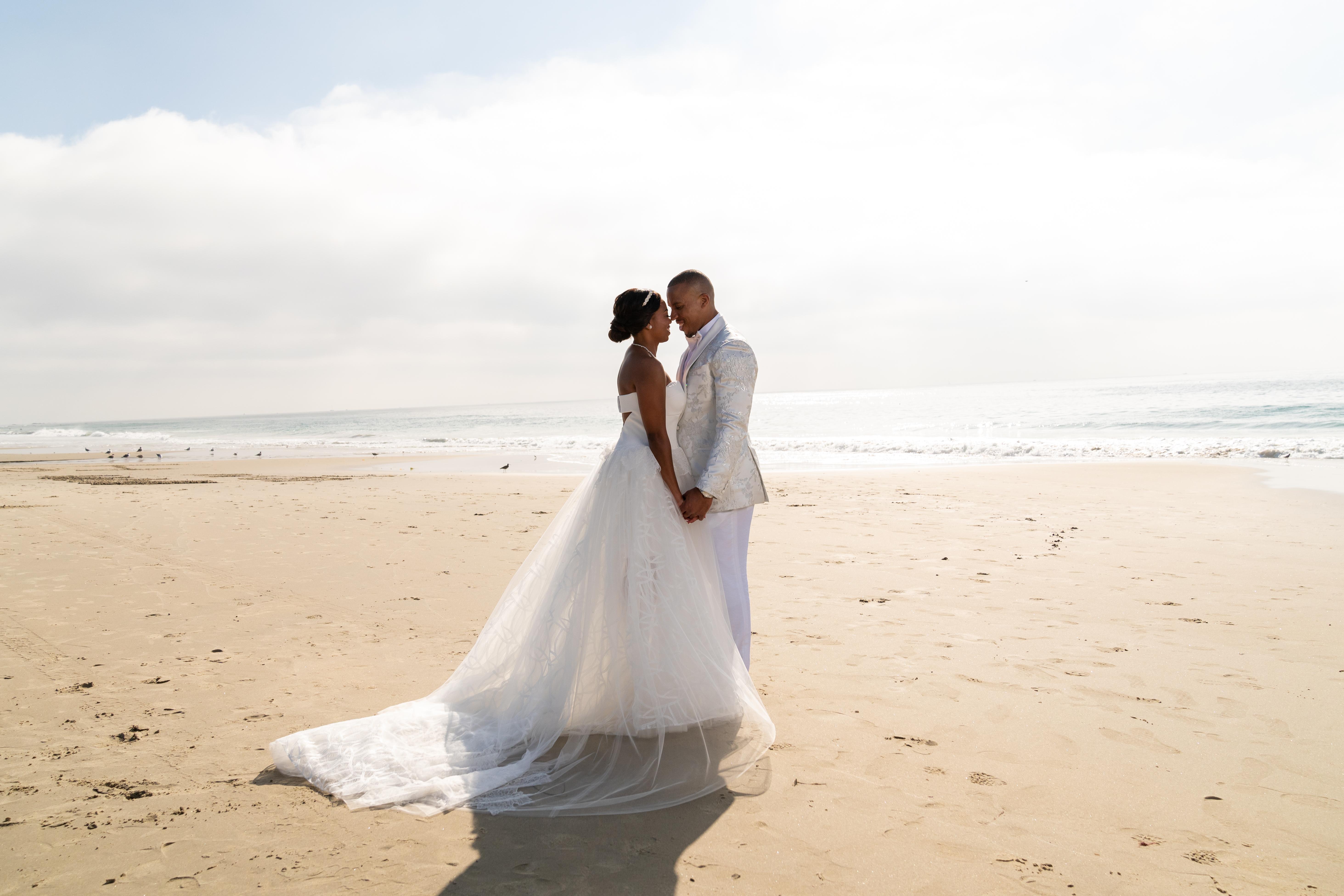Jemele Hill Ian Wallace wedding
