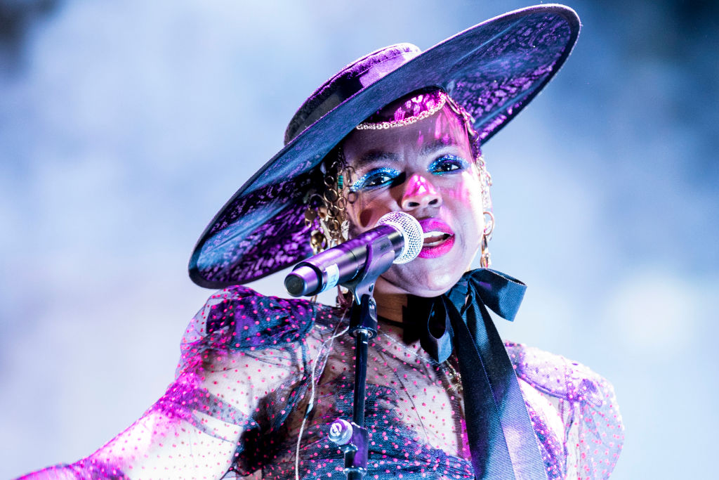 Lauryn Hill Concert In Vigo