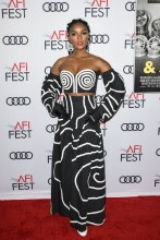Janelle Monae attends Premiere of 'Queen & Slim' at AFIFest