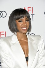 Kelly Rowland attends Premiere of 'Queen & Slim' at AFIFest