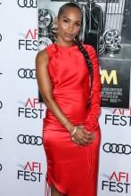 Mara Brock Akil attends Premiere of 'Queen & Slim' at AFIFest