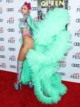 Melanie Halfkenny attends Premiere of 'Queen & Slim' at AFIFest