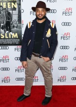 Justin Simien attends Premiere of 'Queen & Slim' at AFIFest