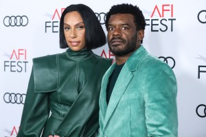Melina Matsoukas and William Hazel Attend Premiere of 'Queen & Slim' at AFIFest