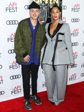 Evan Ross and Tracee Ellis Ross attend Premiere of 'Queen & Slim' at AFIFest