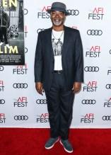 Gralen Bryant Banks attends Premiere of 'Queen & Slim' at AFIFest