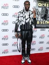 2 Chainz attends Premiere of 'Queen & Slim' at AFIFest