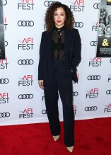 Chaley Rose attends Premiere of 'Queen & Slim' at AFIFest