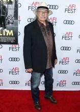 Edward James Olmos attends Premiere of 'Queen & Slim' at AFIFest
