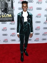 Jahi Diallo Winston attends Premiere of 'Queen & Slim' at AFIFest