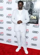 Daniel Kaluuya attends Premiere of 'Queen & Slim' at AFIFest
