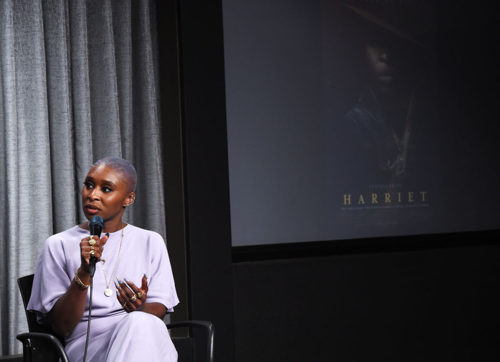 "SAG-AFTRA Foundation Conversations With ""Harriet"""