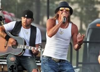 Kid Rock in concert at Mystic Lake Casino. (MARLIN LEVISON/STARTRIBUNE(mlevison@startribune.com (cq)