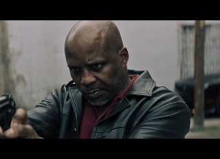 DMX stars in Beyond The Law with Steven Seagal