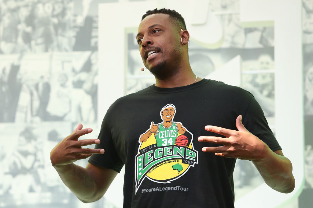NRL Grand Final Media Opportunity With Paul Pierce