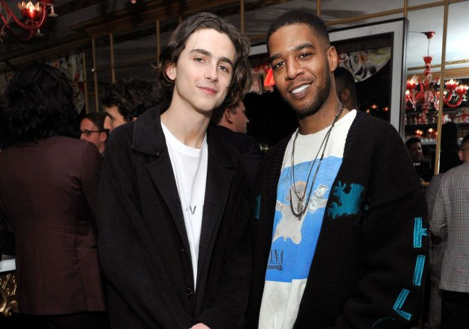 GQ and Oliver Peoples Celebrate Timothee Chalamet March Cover Dinner