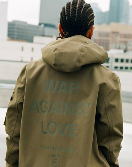 NAS' HSTRY x Alpha Industries Collection