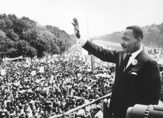 US-MARTIN LUTHER KING-MARCH ON WASHINGTON