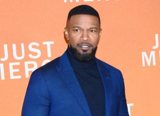 Jamie Foxx at arrivals for JUST MERCY Fi...